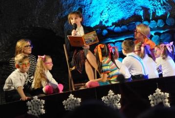Kopalnia Soli Wieliczka, koncert dla dzieci